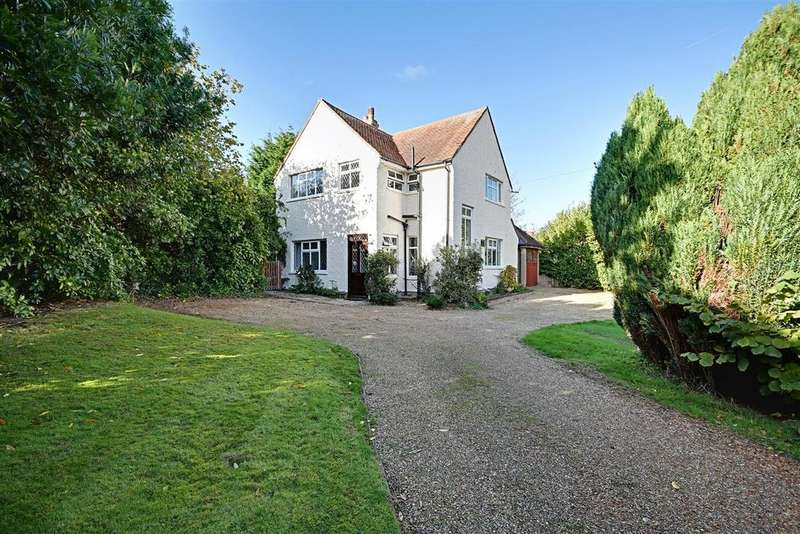 3 Bedrooms Detached House for sale in Third Avenue, Bexhill-On-Sea