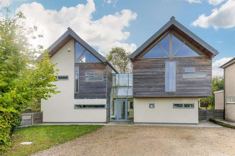 4 Bedrooms Detached House for sale in Rectory Lane, Milton Malsor, Northampton