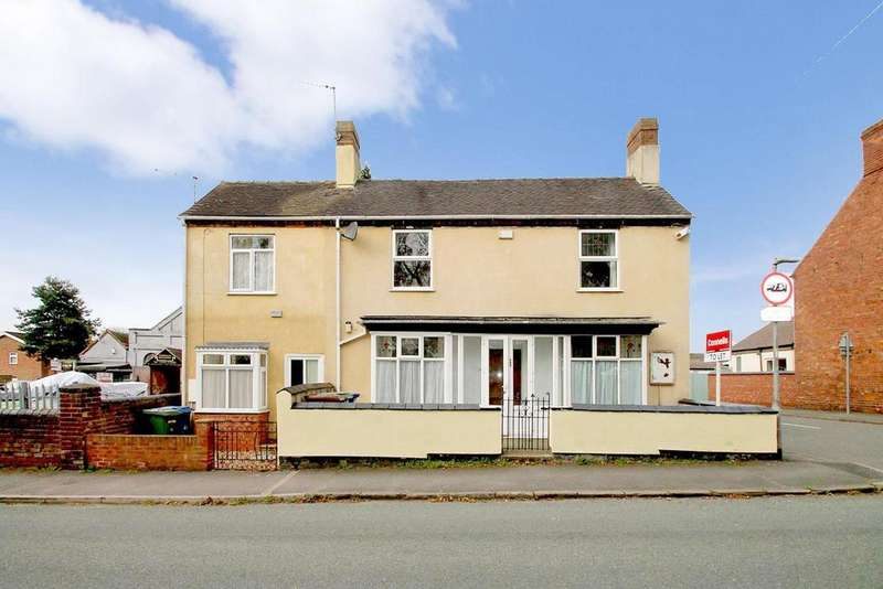 5 Bedrooms Plot Commercial for sale in Wimblebury Road, Heath Hayes, Cannock