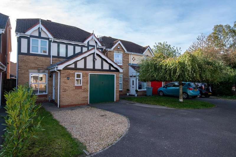 3 Bedrooms Detached House for sale in Piccadilly Way, Morton, PE10