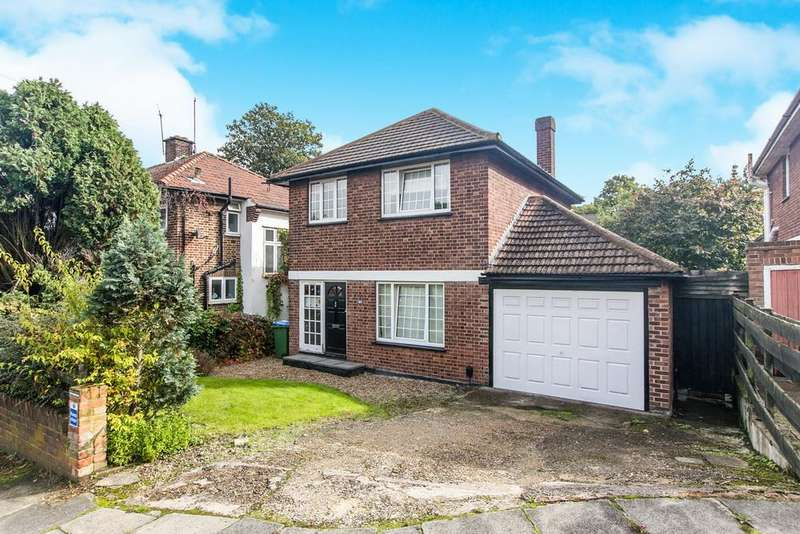 3 Bedrooms Detached House for sale in The Heights, Charlton, Greenwich