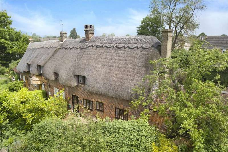 4 Bedrooms End Of Terrace House for sale in Pitstone Green Cottages, Pitstone, Leighton Buzzard, LU7
