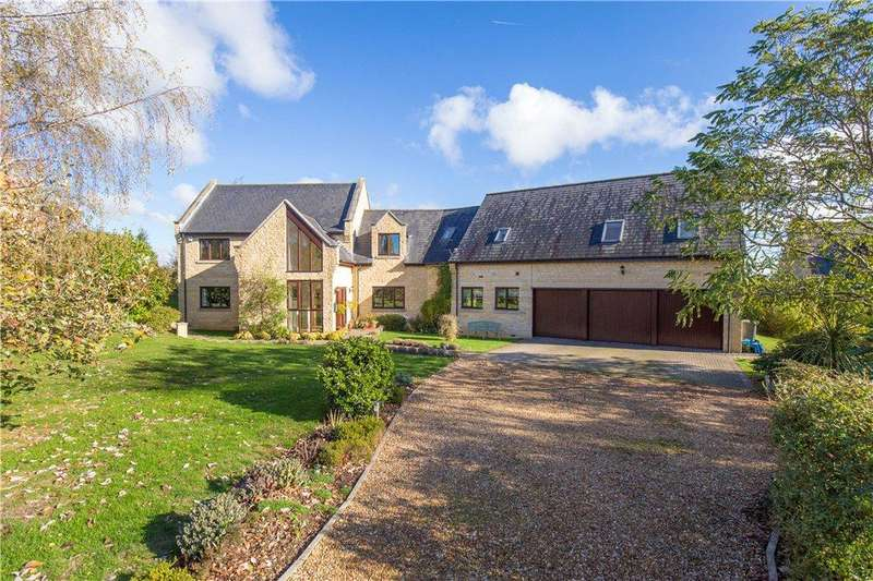 6 Bedrooms Detached House for sale in Tannery Lane, Odell, Bedford, Bedfordshire