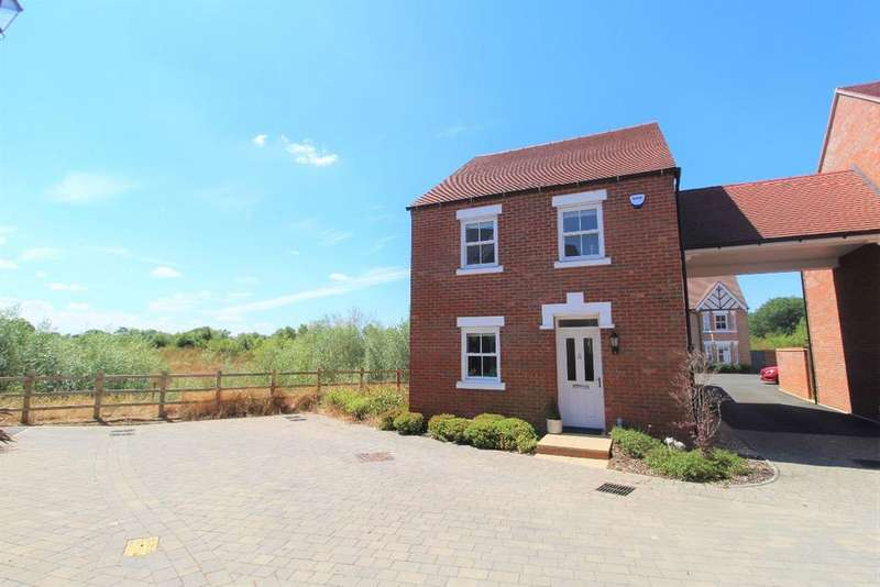 4 Bedrooms Link Detached House for sale in Midsummer Grove, Great Denham MK40