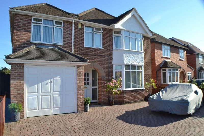 4 Bedrooms Detached House for sale in Bath Road Thatcham