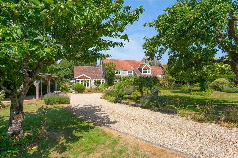 4 Bedrooms Detached House for sale in Hunstrete, Pensford, Bristol, North Somerset, BS39