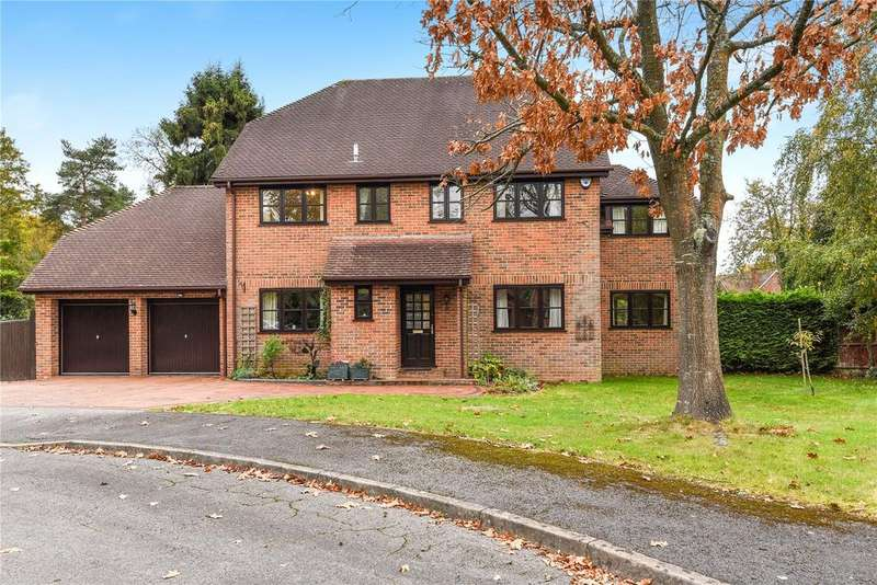 4 Bedrooms House for sale in Old Farm Copse, West Wellow, Romsey, Hampshire, SO51