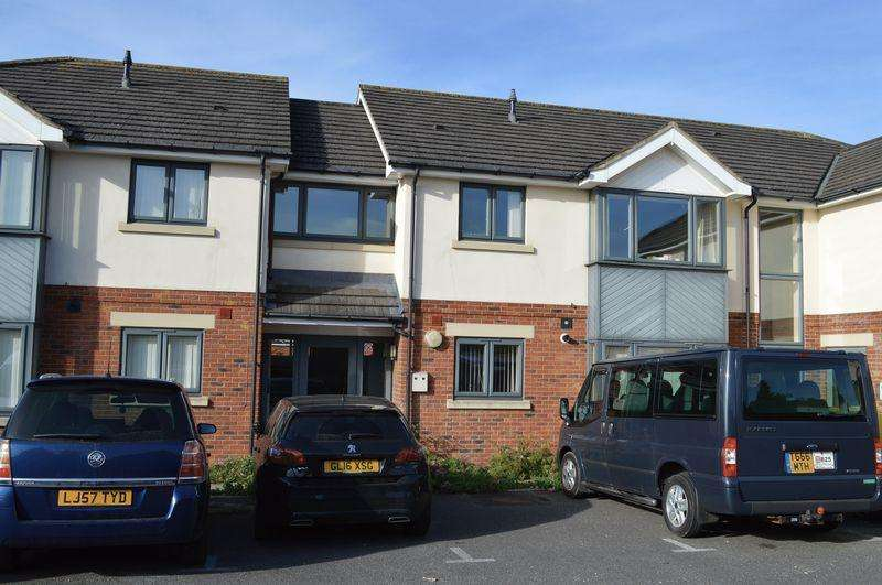 2 Bedrooms Ground Flat for sale in Archer Road, Branston