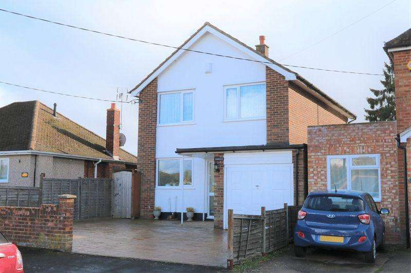 3 Bedrooms Detached House for sale in OPEN DAY 1 - 2PM SAT 10TH NOV - Highfield Avenue, High Wycombe