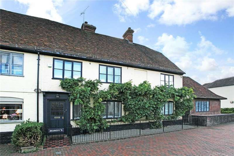 6 Bedrooms Semi Detached House for sale in High Street, Brasted, Westerham, TN16