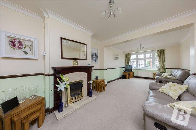 3 Bedrooms Terraced House for sale in Jersey Road, Rainham, RM13