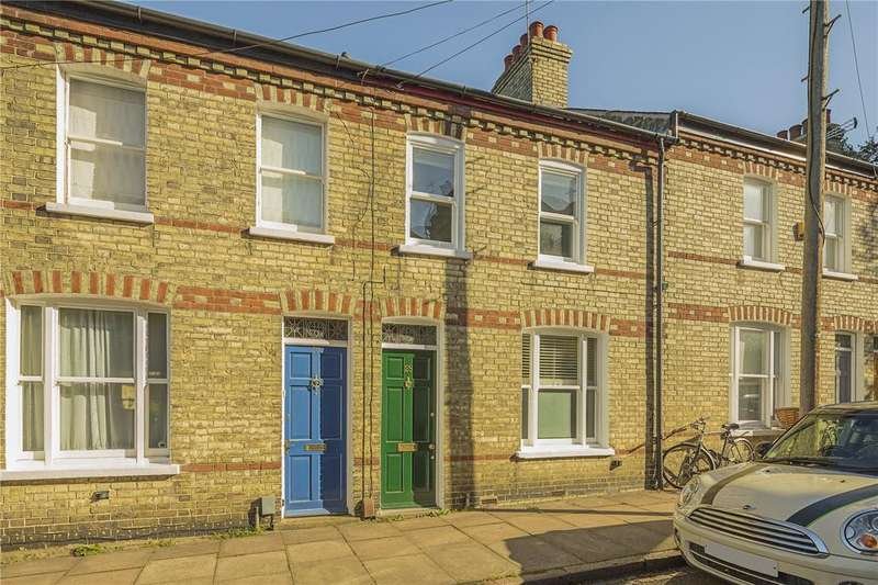 3 Bedrooms Terraced House for sale in Parsonage Street, Cambridge, CB5