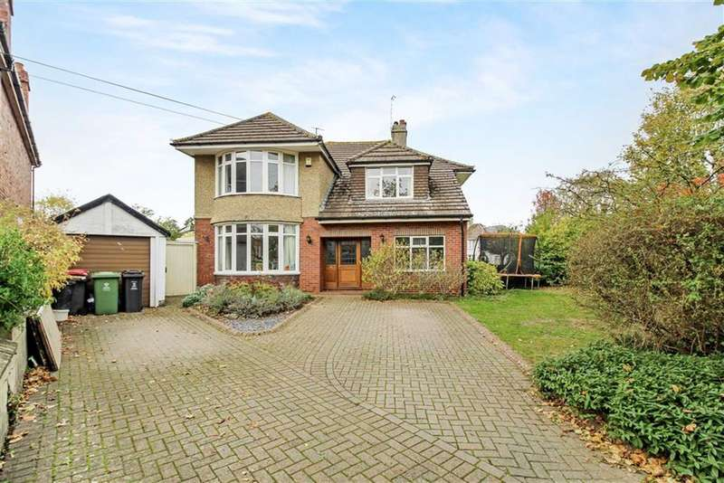 4 Bedrooms Semi Detached House for sale in Corby Avenue, Lakeside, Swindon
