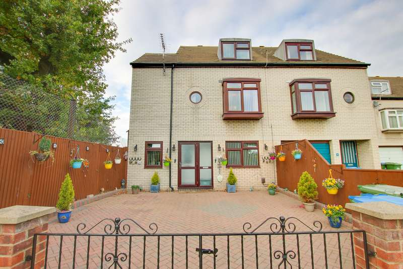4 Bedrooms End Of Terrace House for sale in Laurel Close, Woolston