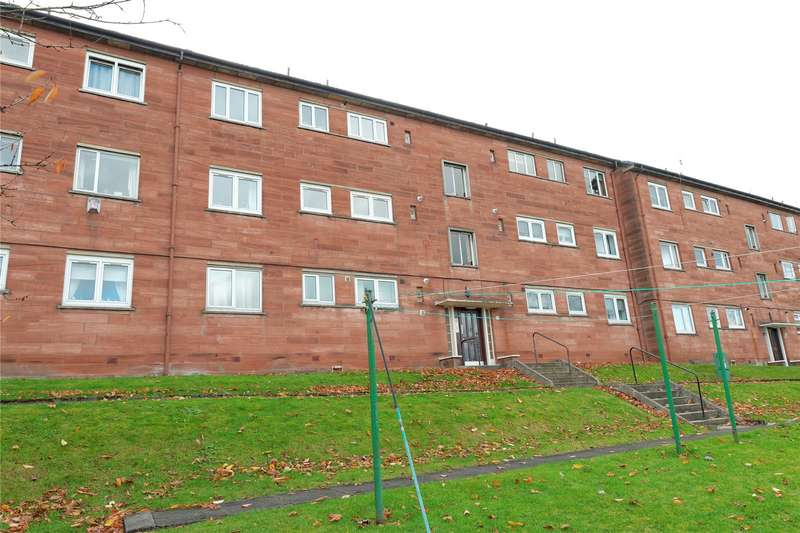 2 Bedrooms Flat for sale in Ladybank Drive, Glasgow, Lanarkshire, G52