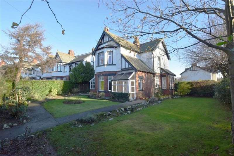4 Bedrooms Detached House for sale in Hawcoat Lane, Barrow In Furness, Cumbria