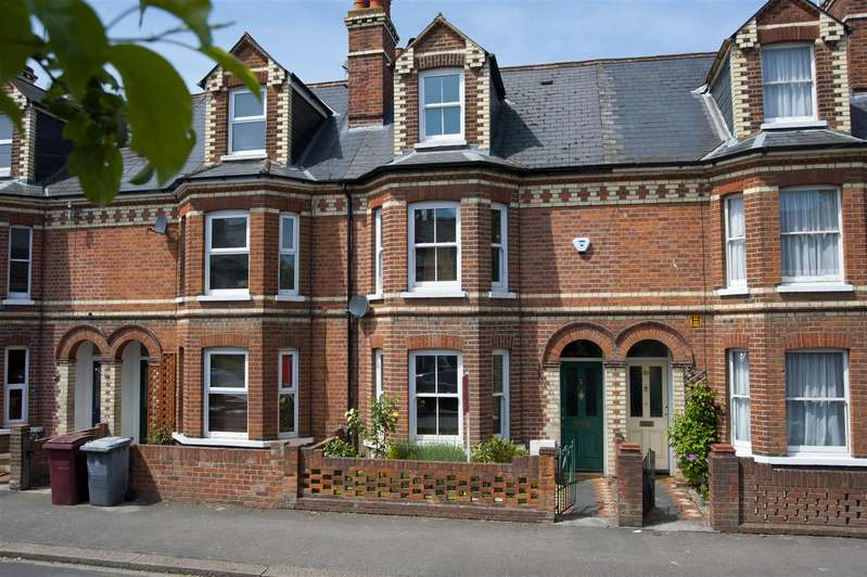 4 Bedrooms Terraced House for sale in Wantage Road, Reading