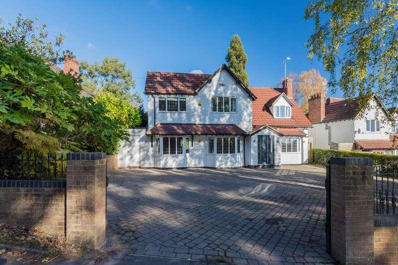 5 Bedrooms Detached House for sale in Barnt Green Road, Cofton Hackett, Birmingham, B45