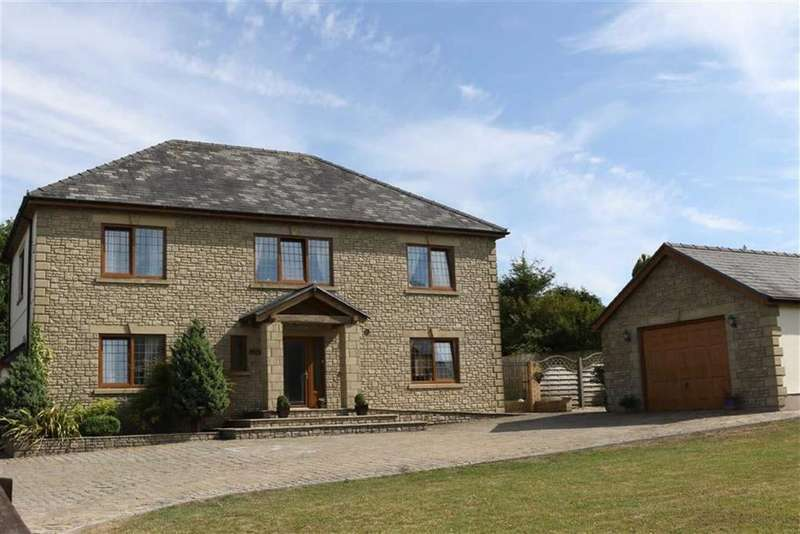 6 Bedrooms Detached House for sale in Carway, Kidwelly