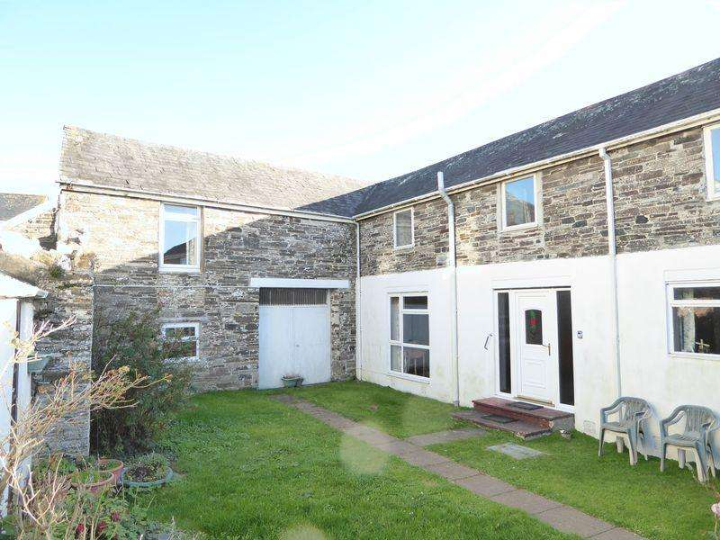 4 Bedrooms Detached House for sale in Fore Street, Tintagel