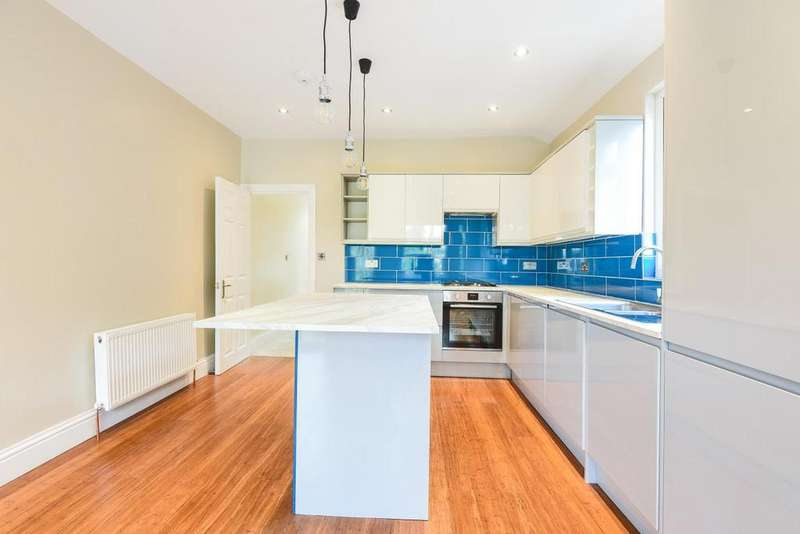 3 Bedrooms Maisonette Flat for sale in Bickley Street, Tooting