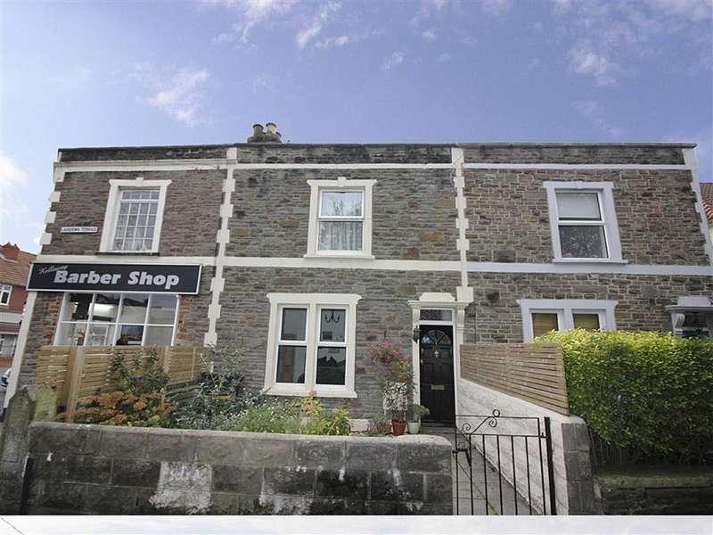 2 Bedrooms Terraced House for sale in Lansdown Terrace, Henleaze, Bristol