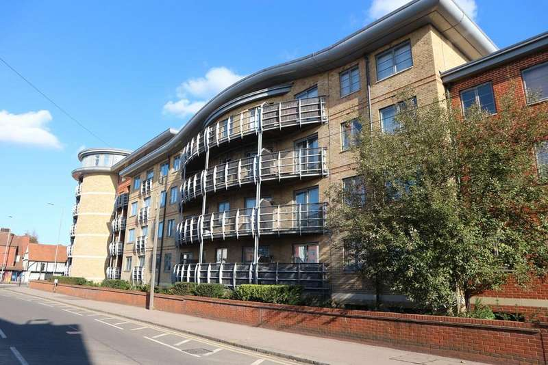2 Bedrooms Flat for sale in Quadrant Court, Reading