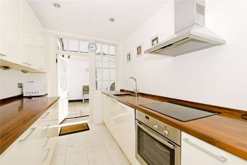 2 Bedrooms Flat for sale in Broad Court, Covent Garden, London