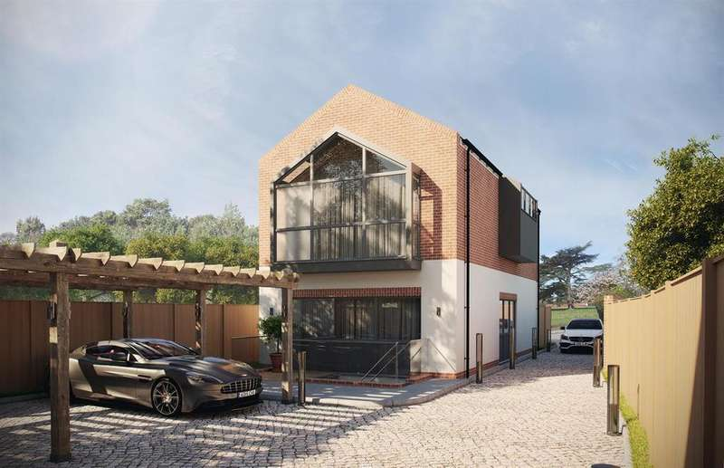 8 Bedrooms Detached House for sale in Heathworks, Ascot