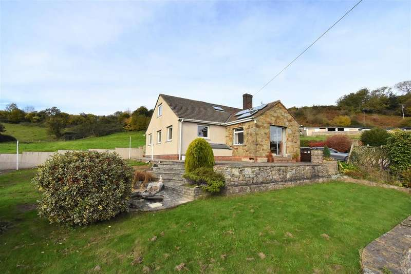 4 Bedrooms Detached Bungalow for sale in Rosemary Lane, Stroat, Chepstow