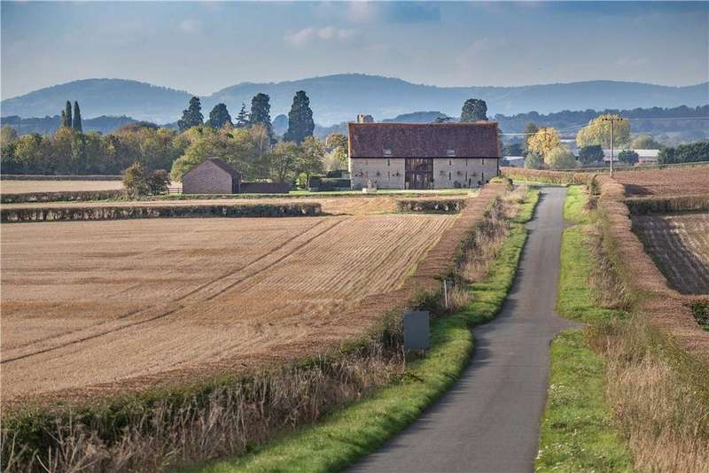 6 Bedrooms Detached House for sale in Deerhurst, Nr. Cheltenham, Gloucestershire, GL19