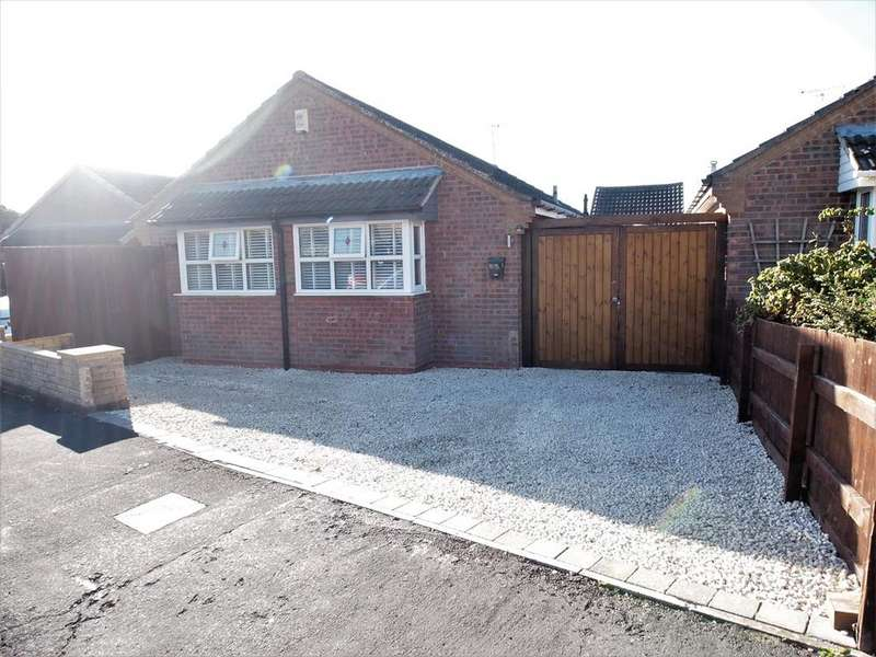 2 Bedrooms Bungalow for sale in Long Grey, Fleckney, Leicester, LE8