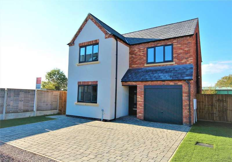 4 Bedrooms Detached House for sale in Brant Road, Waddington, LN5