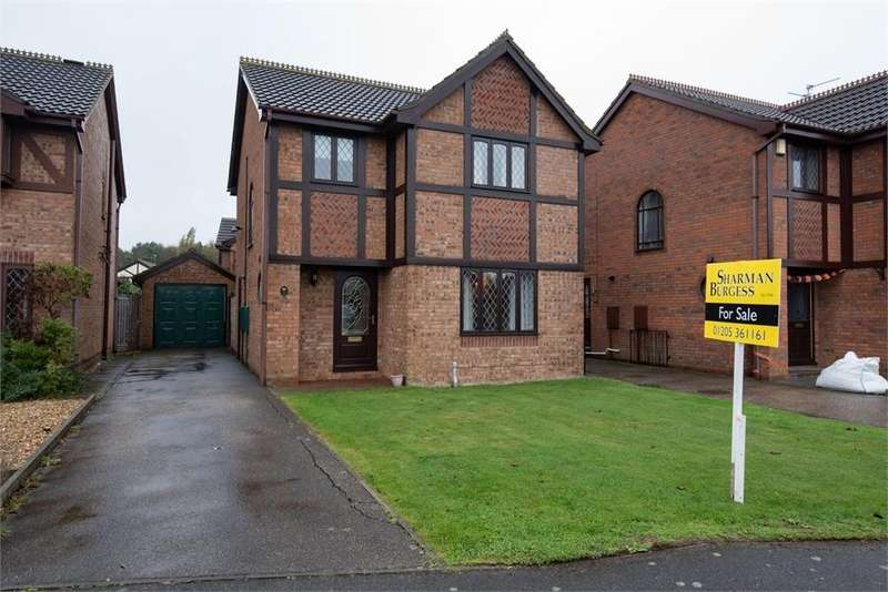 3 Bedrooms Detached House for sale in Charter Close, Boston, Lincolnshire