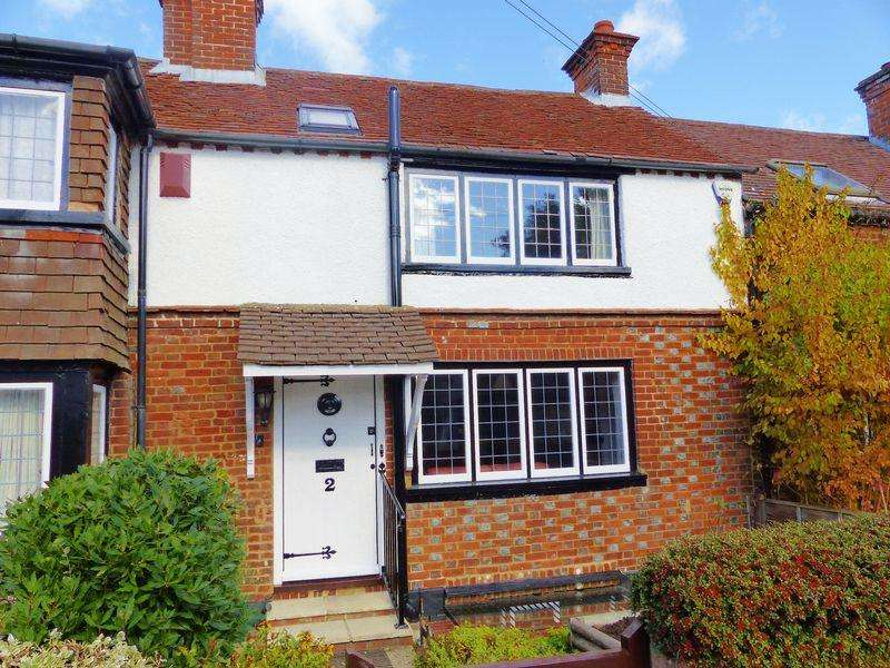 2 Bedrooms Terraced House for sale in Wheeler End