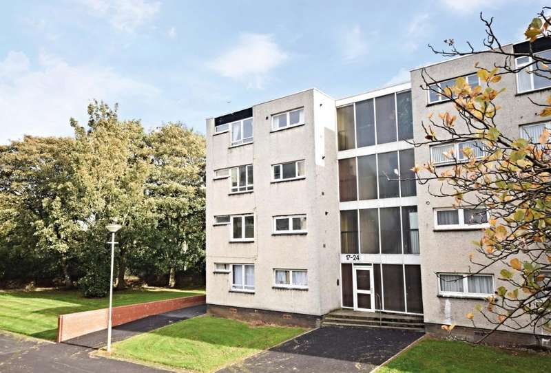 2 Bedrooms Flat for sale in Davidson Place, Ayr, South Ayrshire, KA8 0DE