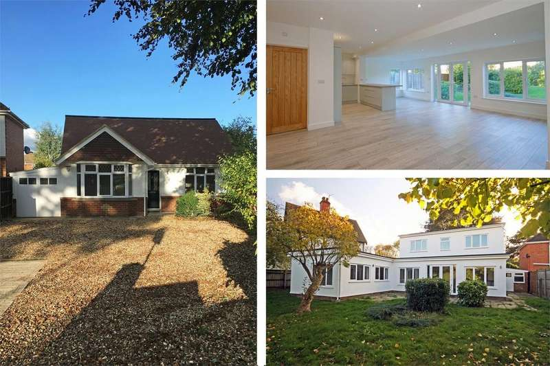 4 Bedrooms Detached House for sale in Churchdown, GLOUCESTER