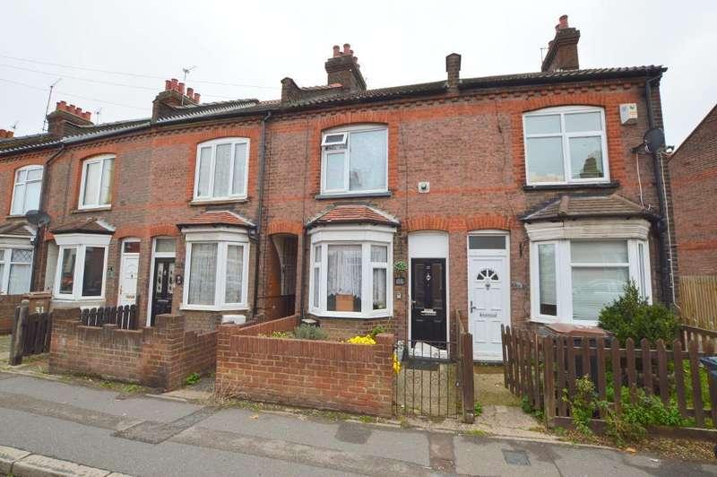 2 Bedrooms Terraced House for sale in Ramridge Road, Round Green, Luton, LU2 0TQ