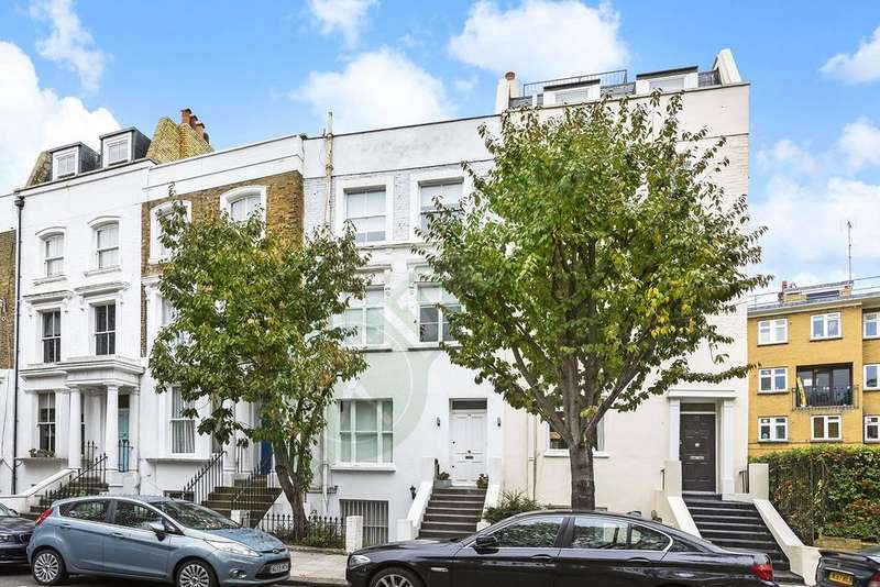 1 Bedroom Flat for sale in Cornwall Crescent, Notting Hill Gate, London, W11