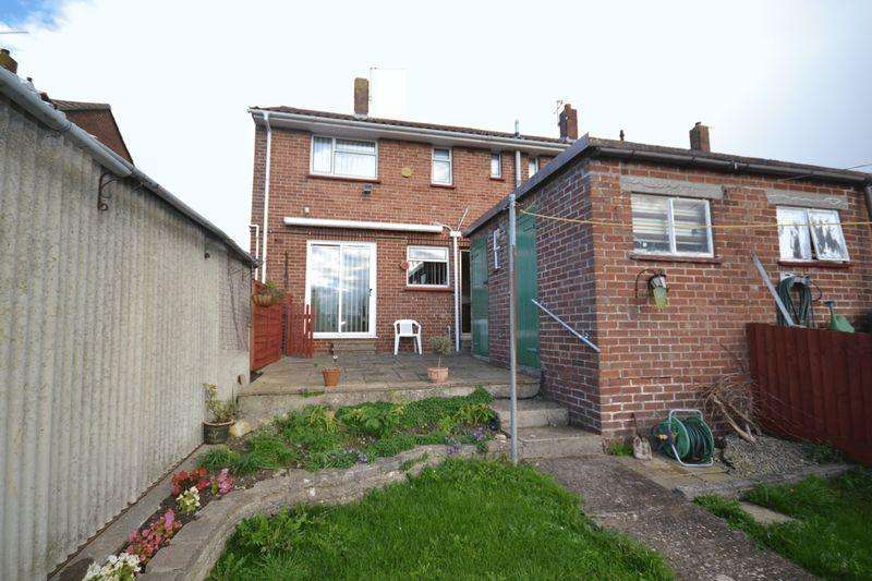 3 Bedrooms End Of Terrace House for sale in Crome Road, Lockleaze, Bristol