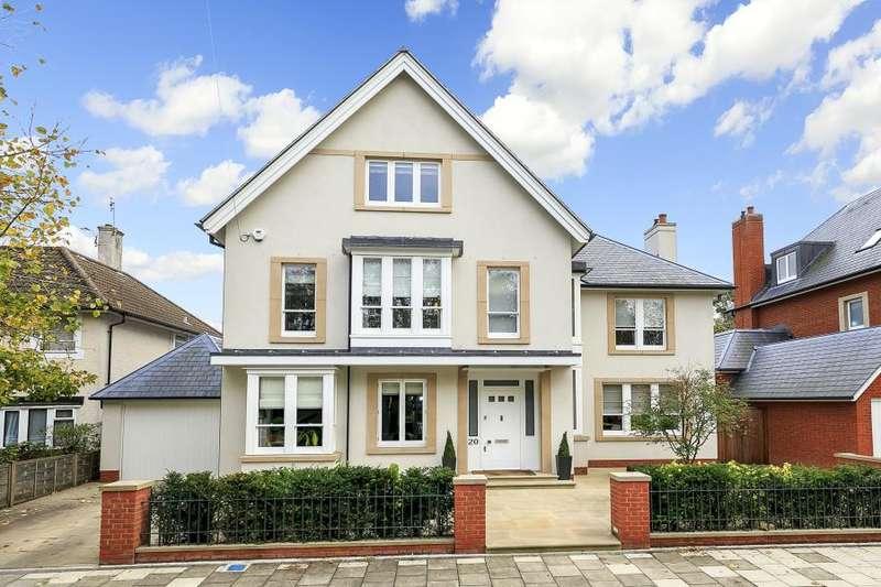 5 Bedrooms Detached House for sale in Broom Water West, Teddington, TW11