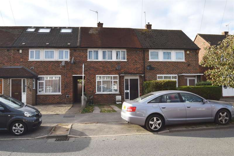 2 Bedrooms Terraced House for sale in Trelawney Avenue, Langley,, Slough