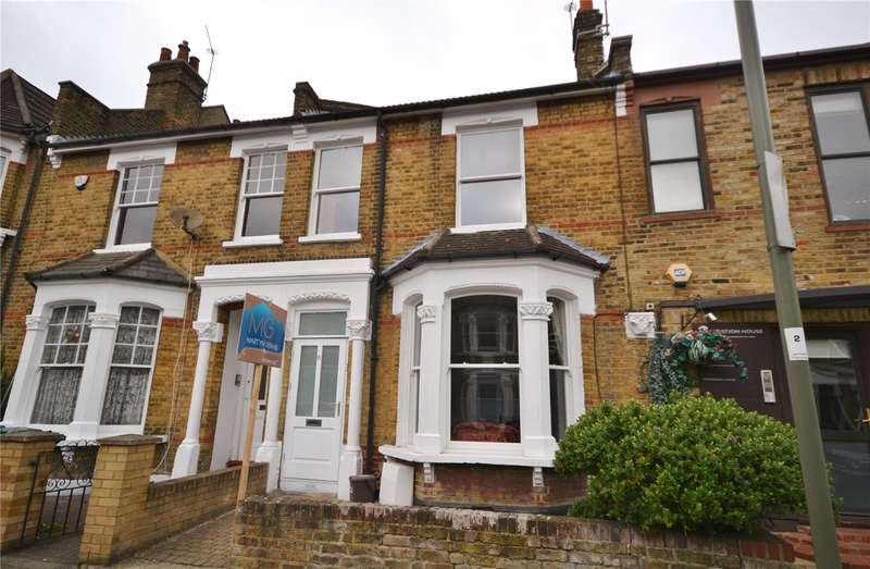 2 Bedrooms Terraced House for sale in Percy Road, North Finchley, London, N12
