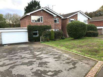 4 Bedrooms House for sale in Aldford Close, Wirral, Merseyside, CH63