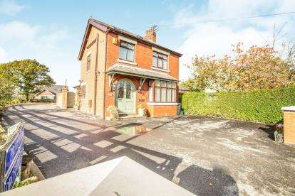 3 Bedrooms Detached House for sale in Croston Road, Farington Moss, Leyland, PR26