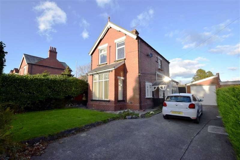 3 Bedrooms Detached House for sale in Hawcoat Lane, Barrow-in-Furness, Cumbria