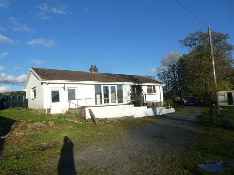 2 Bedrooms Smallholding Commercial for sale in Bethania, Llanon Nr Aberaeron