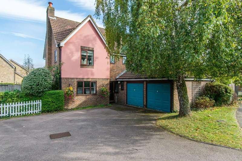 4 Bedrooms Detached House for sale in Downhams Lane, Cambridge