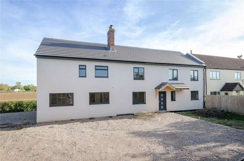 4 Bedrooms Semi Detached House for sale in Redstocks, Melksham, Wiltshire, SN12