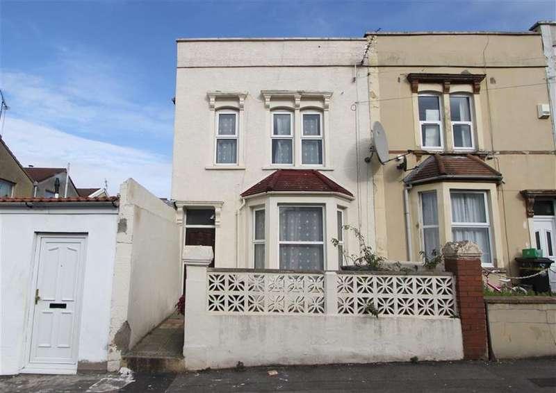 3 Bedrooms End Of Terrace House for sale in Glen Park, Eastville, Bristol